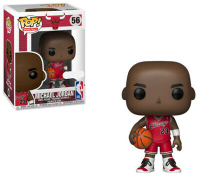 Michael Jordan Rookie NBA Chicago Bulls POP! Basketball #56 Vinyl Figur Funko
