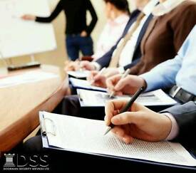 SIA Door Supervisor Course