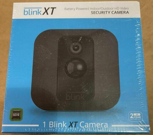 Blink XT Wireless Indoor/Outdoor Home Security Add-On Camera