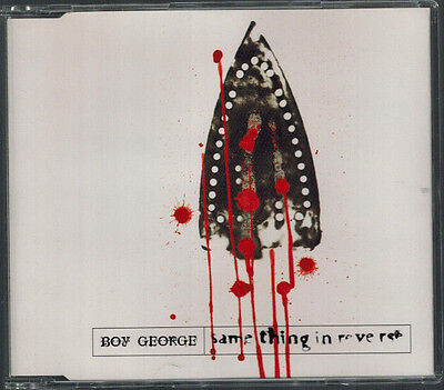 Boy George   Same Thing In Reverse  Maxi Single   Cd 1995
