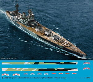 PEDDINGHAUS-1-1250-3333-INGLESE-Nave-Nelson-con-rumpftarnung-1942