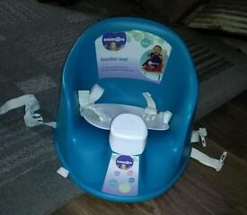 Bumbo style booster seat
