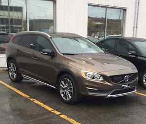 VOLVO V60 CROSS COUNTRY 2015 - LEASE TRANSFER/TRANSFERT DE BAIL