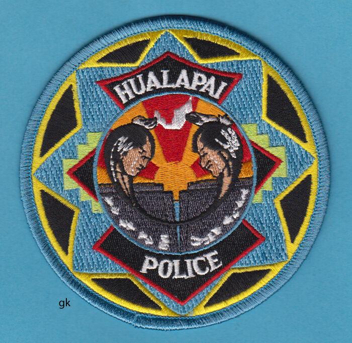 HUALAPAI TRIBAL POLICE PATCH ARIZONA
