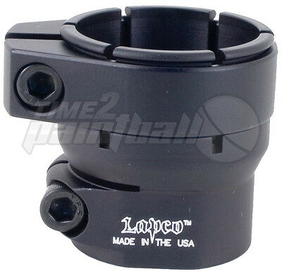 Lapco Clamping Feedneck 7/8 Universal - Dust Black