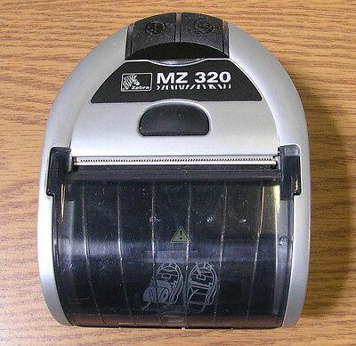 Zebra Mz320 3 Direct Thermal Mobile Wifi Printer Mz 320