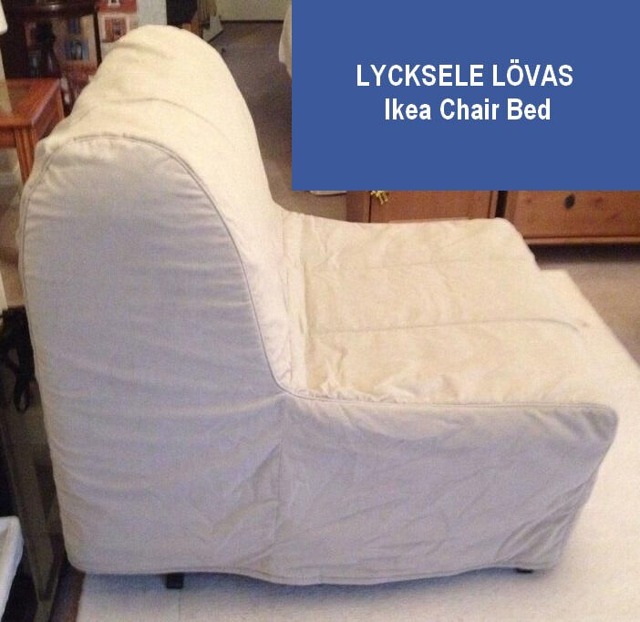 Ikea LYCKSELE LOVAS Chair Bed