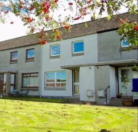 TO LET 2 Bed Terraced House, Milnathort