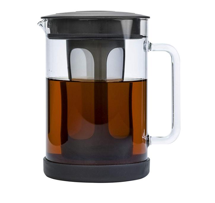 Primula Pace Cold Brew Iced Coffee Maker, 51 oz, Perfect 6 C