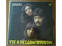 DAWN: TIE A YELLOW RIBBON VINYL