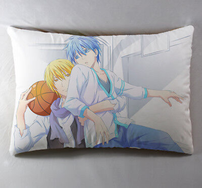 Neu Kuroko no Basket Kissen Sofakissen Dekokissen Bezug Pillow 40x60CM  (Kuroko Kissen)