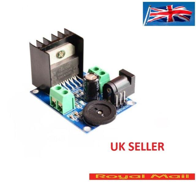 5-15W DC 3 to 18V TDA7266 Power Amplifier Module Double Channel #B271