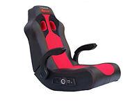 X-Rocker Monza Gaming Chair Surround Sound