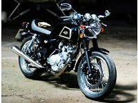 *Brand New* AJS Cadwell 125 Learner Legal. Cafe Racer. Warranty Free Delviery