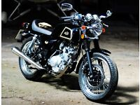 *Brand New* 66 Plate AJS Cadwell 125 Learner Legal. Café Racer. Warranty Free Delivery