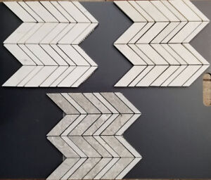 BACKSPLASH MOSAICS PORCELAIN / STONE / GLASS CLEARENCE SALE
