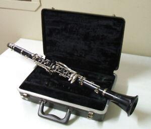 Clarinette Selmer Bundy U.S.A. propre prête à jouer