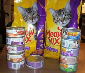 FOOD FOR COMMUNITY CATS--CHARLOTTETOWN/MONTAGUE AREAS