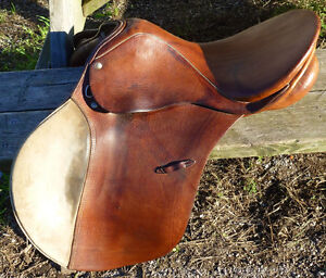 XW 17 IN GERMAN MADE A/P SADDLE