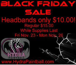 Black Friday Sale! Hydra Headbands!