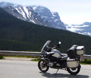 2006 BMW R1200GS Adventure edition