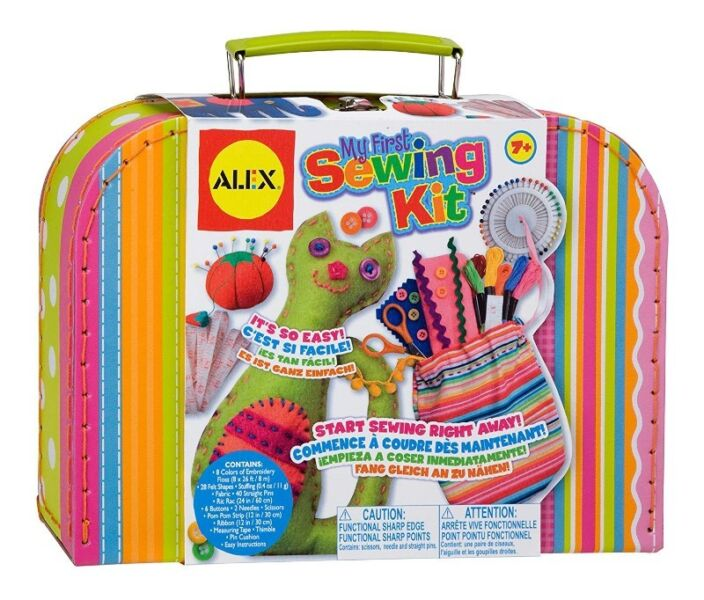 BNIB: ALEX Toys Craft My First Sewing Kit