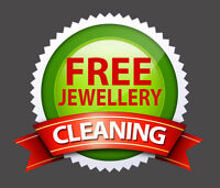 FREE Jewellery Cleaning and Inspection