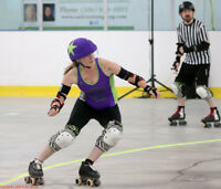 Learn to roller skate with Fog City Rollers