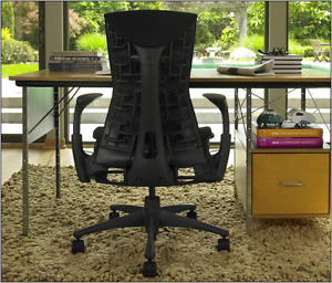 Herman Miller Embody Chair Brand New