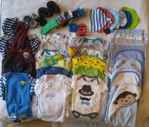 NEW/BABY CLOTHES