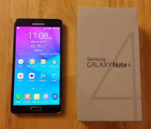 Samsung Galaxy Note 4 - Unlocked