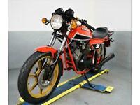 1980 MOTO MORINI 3 1/2 350 Sport ,electric start ,Hagon Shocks ,rack