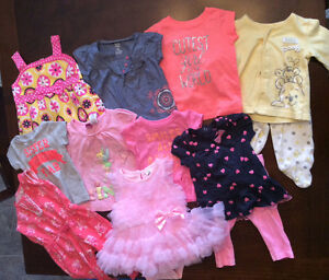 Linge et accessoires pour bébé fille / Baby girl clothing and + Gatineau Ottawa / Gatineau Area image 1