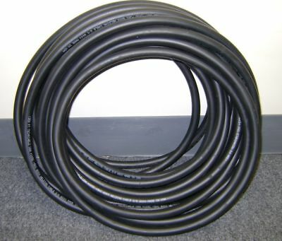 50 Foot Of 20 Direct Flex-a-prene Welding Battery Cable Made In Usa