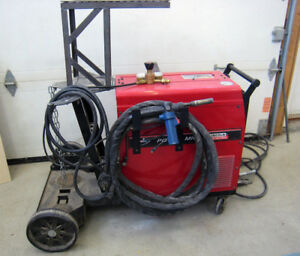Soudeuse Power Mig 255 Lincoln
