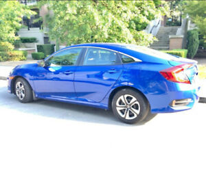 Honda Civic - 2017, top shape!