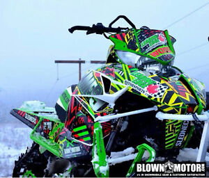 LOOKING FOR ARCTIC CAT REEDS AND Y PIPE