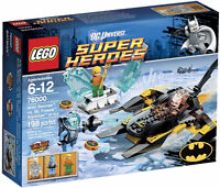 Lego 76000 Arctic Batman Factory Sealed Retired Set.