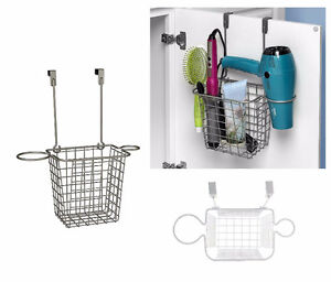Brand new Over Cabinet Door Bathroom Organizer