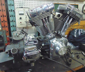 1999 Electra Glide complete engine and Drive train - TWIN CAM 88 London Ontario image 3