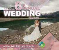 6th Annual Airdrie Wedding Event