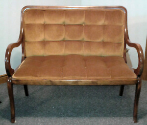 Antique Loveseat/Settee