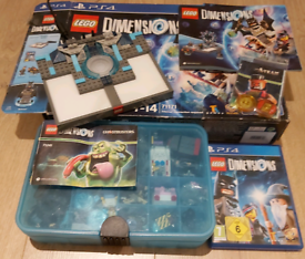 Lego Dimensions Starter Pack PS4 (pre-owned).