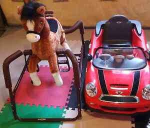 Ride on toys!