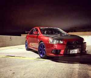 Selling 09 Evo MR for 25k no trades