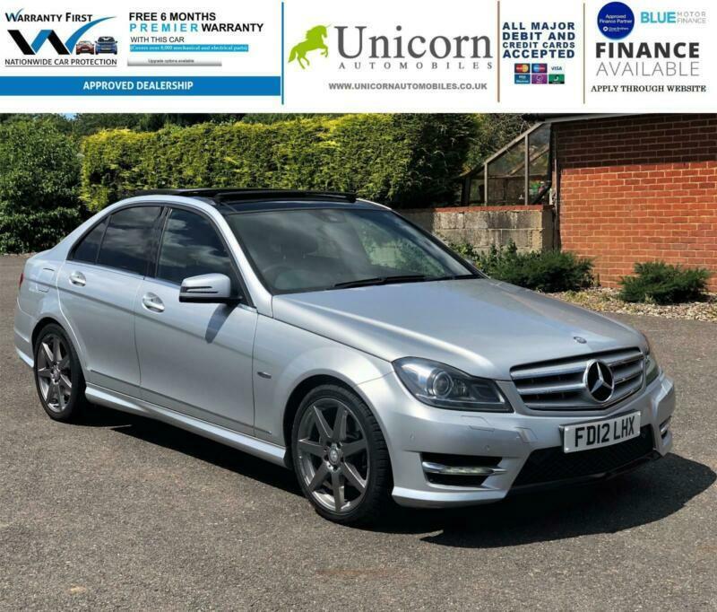 2012 Mercedes-Benz C Class 2 1 C250 CDI BlueEFFICIENCY Sport 7G-Tronic, 1  Owner | in Teynham, Kent | Gumtree