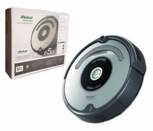 Brand New Roomba 650 Vacuum for sale