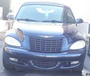 PT CRUISER CONVERTIBLE TURBO