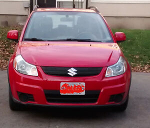 2009 Suzuki SX4 JX Hatchback (REDUCED)