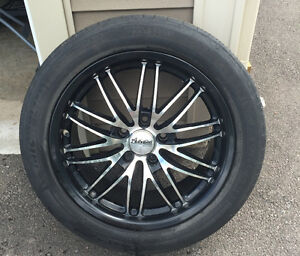 Advanti racing rims & tires for sale